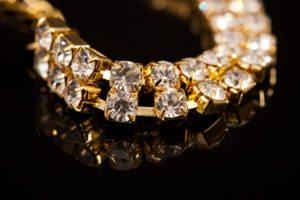diamond braclet